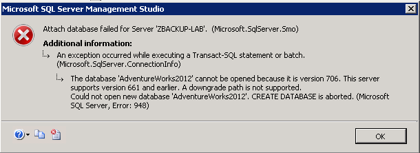 sql-server-error-attach-database-fail